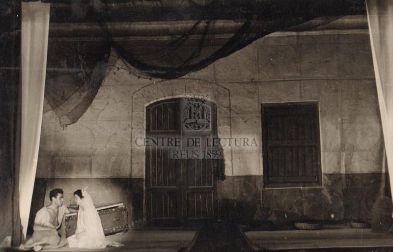 Representació teatral: Érase una vez en Bagdad
