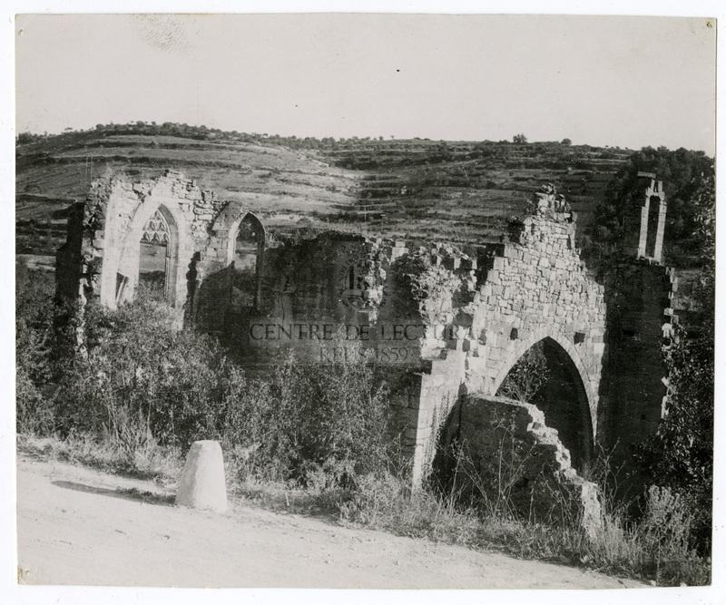 Monestir de Santa Maria de Vallsanta (Guimerà)