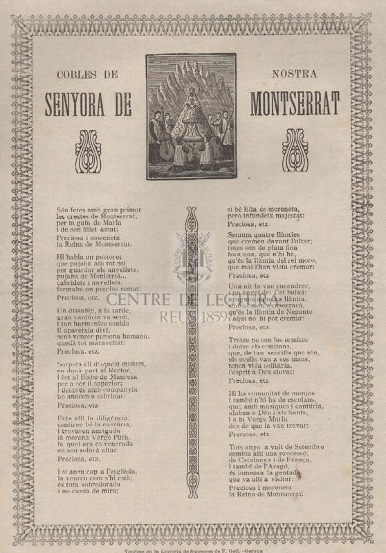 Cobles de Nostra Senyora de Montserrat