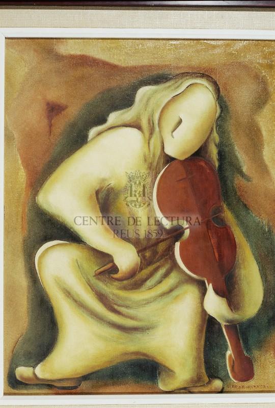 El virtuoso violinista pobre