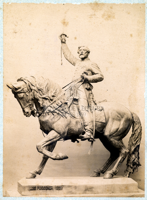 Estàtua eqüestre del General Prim