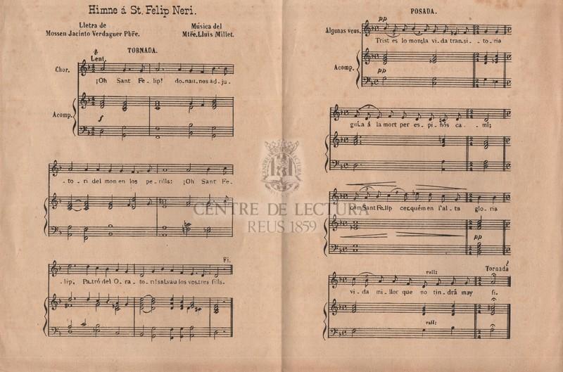 Himne á Sant Felip Neri