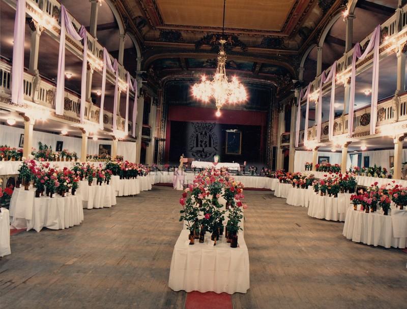 XLIè Concurs Exposició Nacional de Roses
