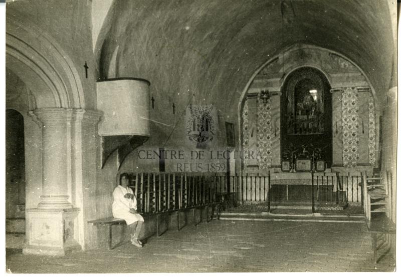 Ermita de la Mare de Déu de la Consolació de Gratallops