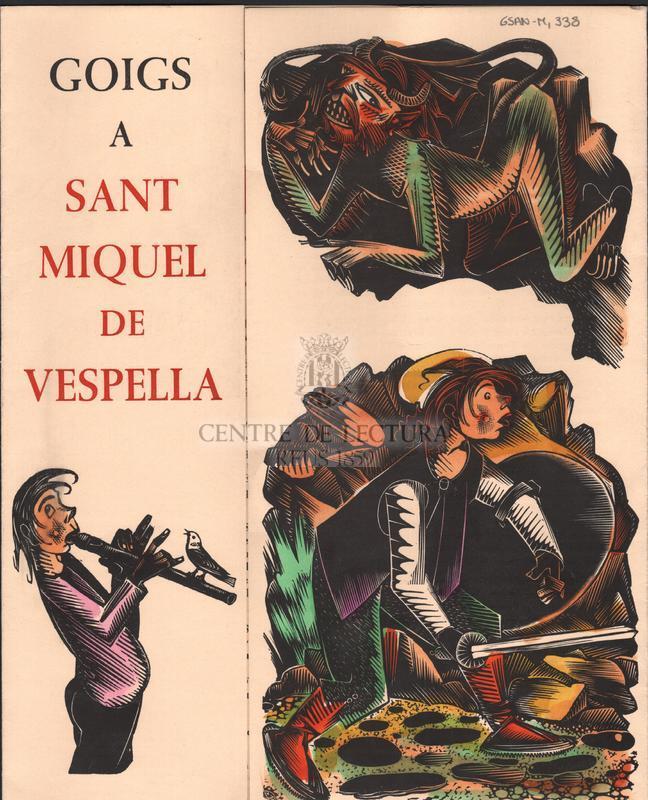 Goigs a Sant Miquel de Vespella
