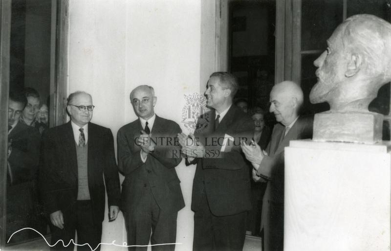 Homenatge a Joan Maragall en el centenari del seu naixement