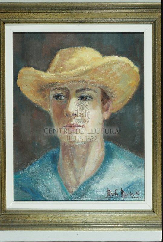 Retrat de dona