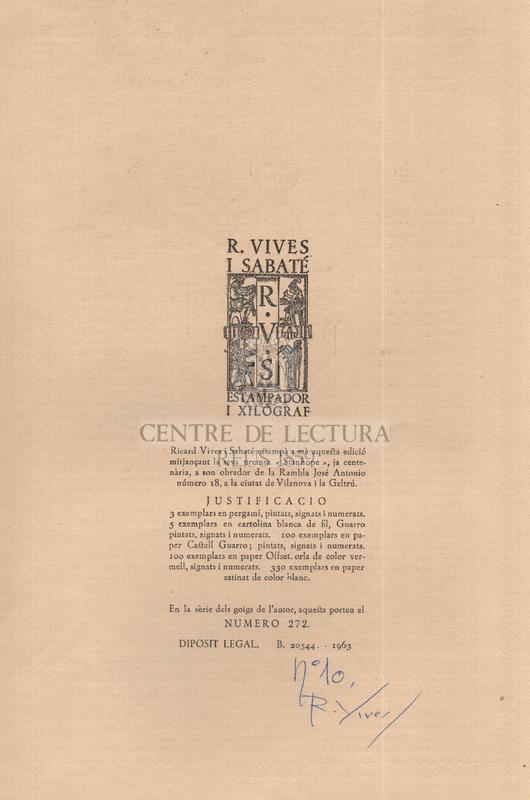 Goigs en llaor de l'apostol Sant Pau venerat a la Santa Esglesia Catedral Basilica de Barcelona