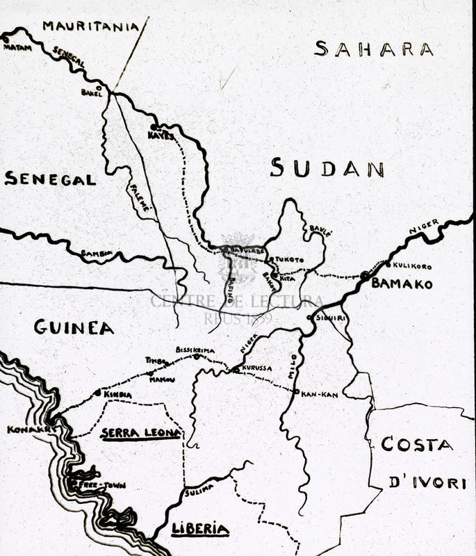 Viatge a Àfrica